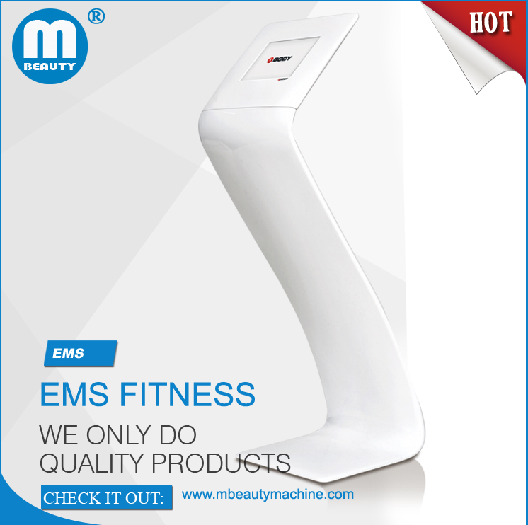 hot sell EMS body machines fitness / training suit and machine/fitness equipment