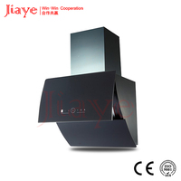 60cm New Design Wall Mounted Decorative Automatic Kitchen Chimney Range Hood