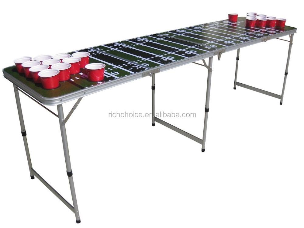 De pong squad voetbal beer pong tafel met gaten buy voetbal bier