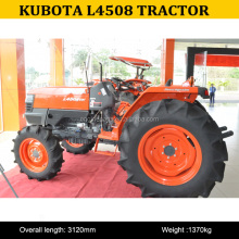 Kubota cheap farm tractor L4508 for sale, mini farm tractor L4508 for sale, best tractor for small farm