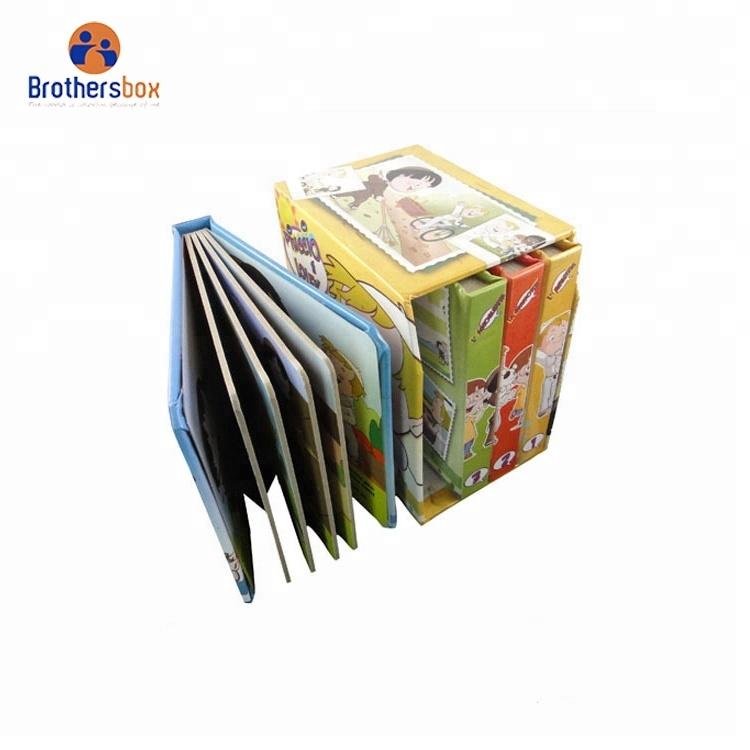 مخصص طباعة الأطفال تلوين كتاب قصص ورق مقوى الطفل مجلس كتاب الطباعة