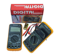 Mini tester multimeters digital volt amp meter CE certificated