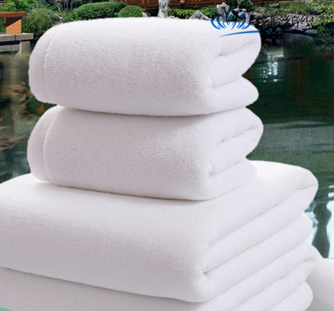 High-quality 100% cotton wholesale hotel pool towels