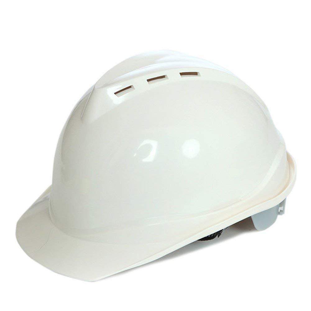 Safety Helmet - Construction Hard Hat Outdoor Work Head Safety Helmet(#1)