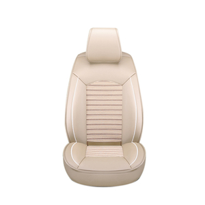 Low Price Waterproof Material Drivers Bamboo Car Seat Cover