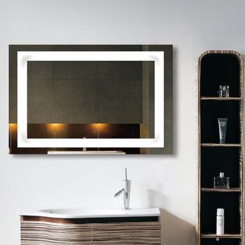 Fuao Touch Screen Led Bathroom Mirror Radio - Buy Bathroom ...