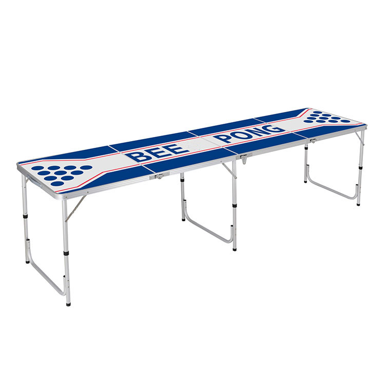 Aluminium Alloy Outdoor Picnic Folding Height adjustable <strong>Table</strong>