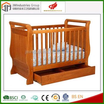 Kinderbedjes Te Koop.Te Koop Moderne Houten Baby Wieg Kinderbedje Bed Hecht Aan De Ouders