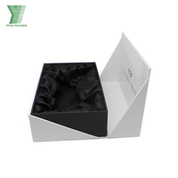 Professional high quality custom printed white shoe box cardboard shoe box with logo