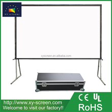 XYSCREEN 150 inch dome projection screen paint
