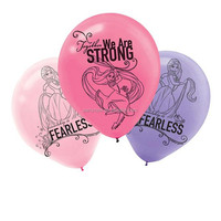 "We are strong 12"" Latex Balloons"