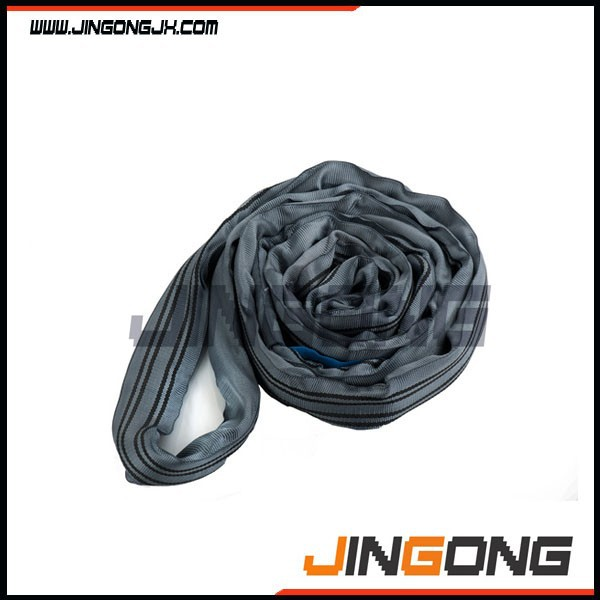 Top selling Synthetic fibre lifting straps/rigging webbing slings/lifting belt manufacturer China supplier