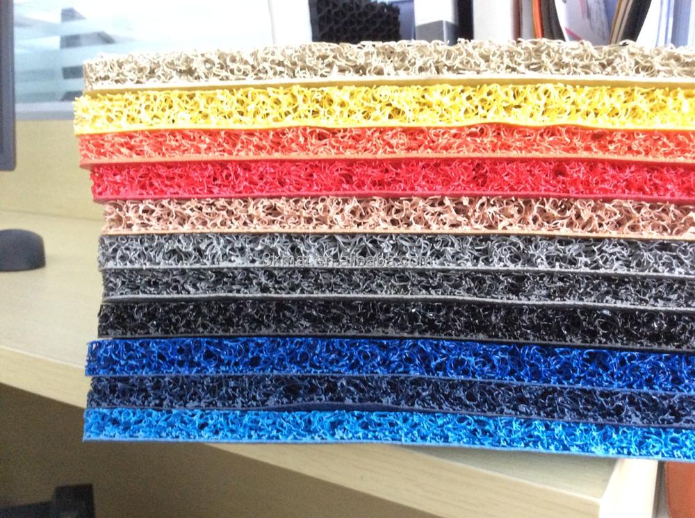 Pvc Cushion Mat Coir Floor Mat Roll Mat