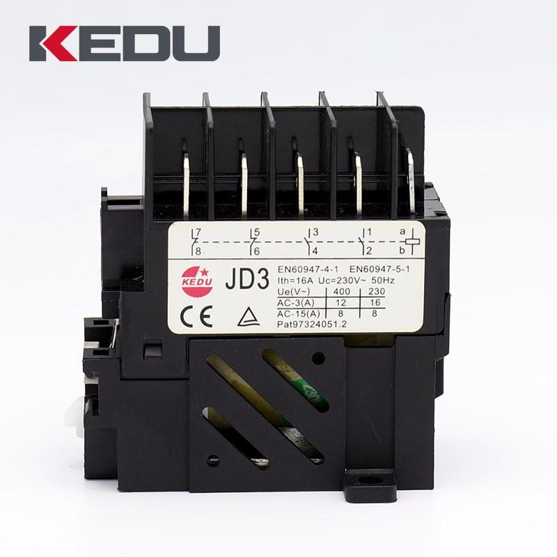 Kedu Jd3 2 110v 230v 400v 16a Relay For Switch Buy 16a