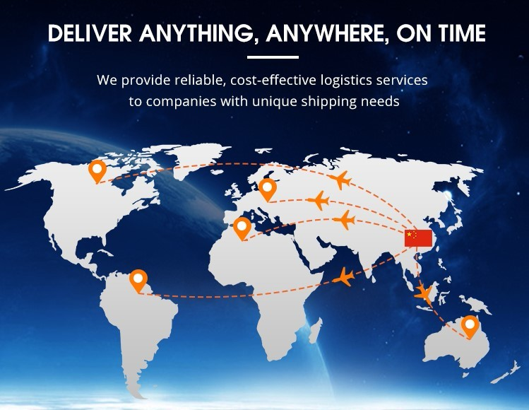 Traditional Air Freight Agents Forwarding Cargo