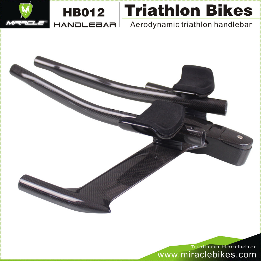AERO carbon TT frame bar,T700 carbon TT bicycle frame handlebar