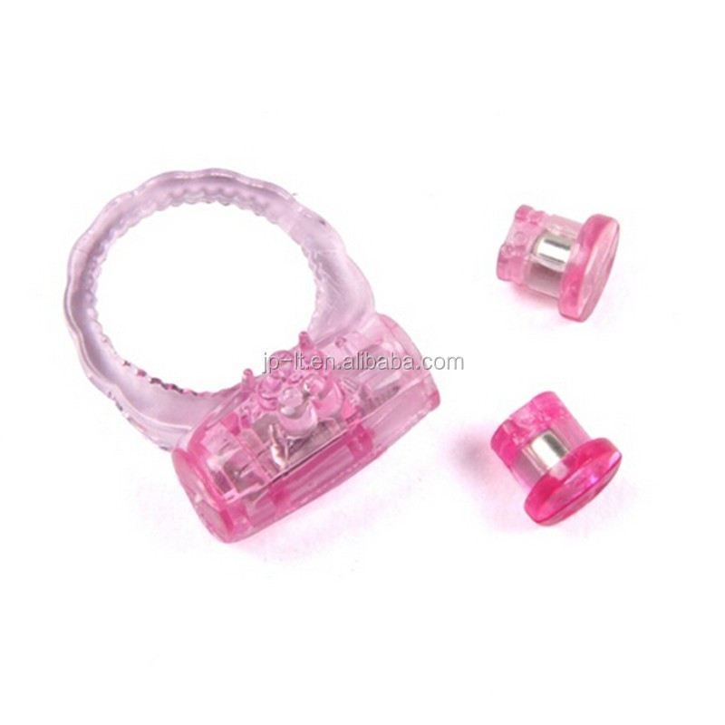 Finger ring vibrator