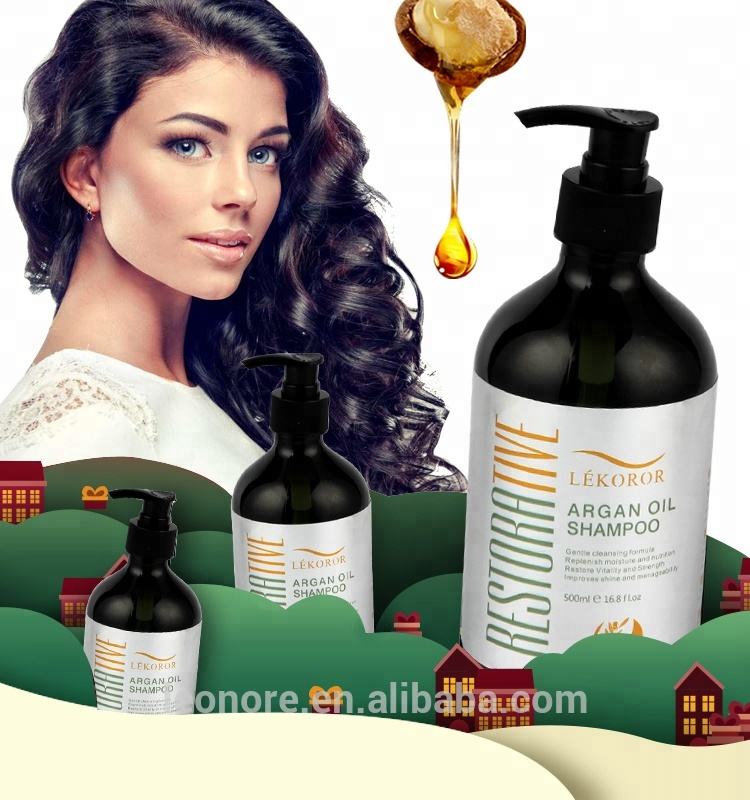 Private label Shampoo Olio di Argan Acquistare Sfusi