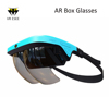 Newest Product AR Box Glasses AR Game Augmented Reality VR Glasses Headsets