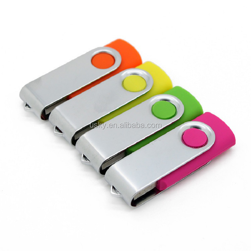 bulk plastic swivel OTG usb flash drive manufacture of China, OTG flash pen drive, usb sticks 1gb 2gb 4gb 8gb 16gb 32gb