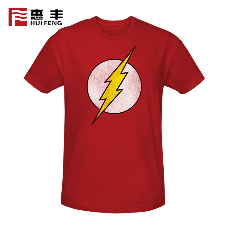 Custom Logo Printing Sports 100% Microfiber Polyester Silk Screen Printing Machine T Shirt Custom Logo