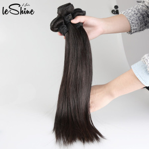 Juancheng Leshine Hair Products Co. Ltd. Thick Ends Raw Natural Hair Extensions Alibaba Stock Price