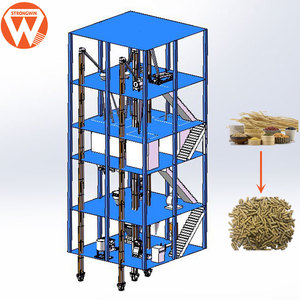 Turn key project 10T/H animal feed processing plant For cattle sheep pig rabbit chicken