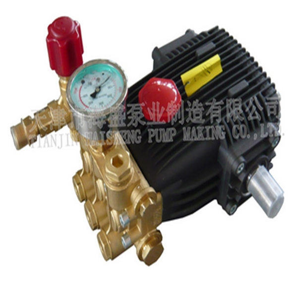 China made high-pressure water atomizing 3 pistons pump for car washer/fog misting