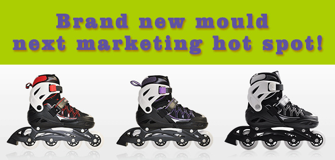 Import China Goods Roller Inline Skate Inline Roller Skate Wheel ...