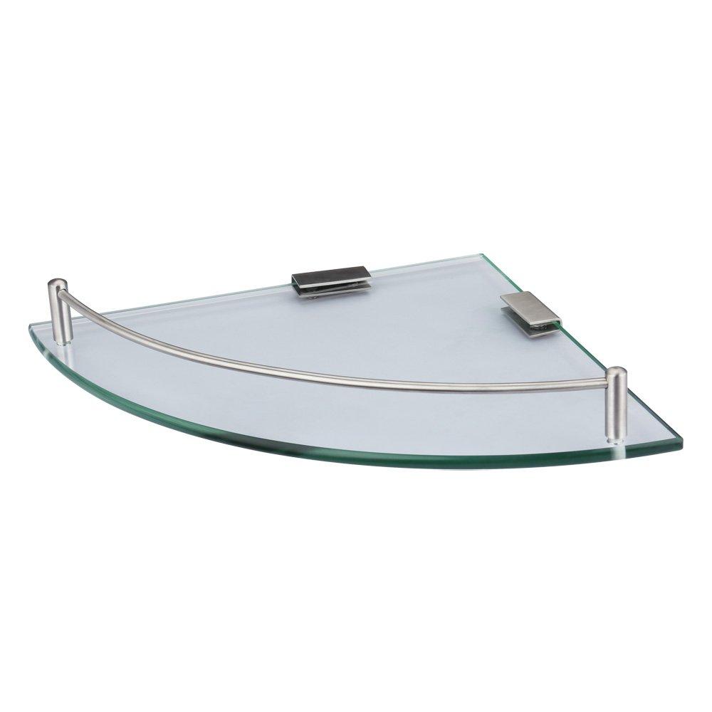 Cheap Corner Glass Shower Shelf, find Corner Glass Shower Shelf ...