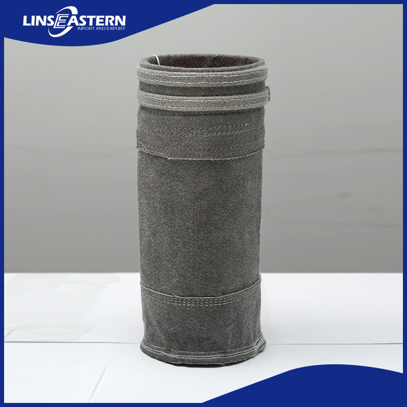 2017 New design dust bag aramid filter with cheapest price