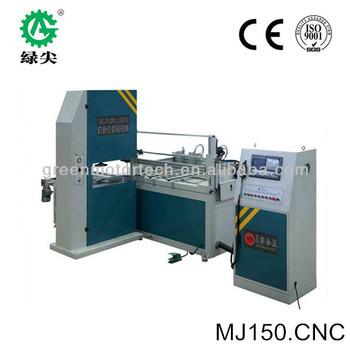 cnc band saw machine