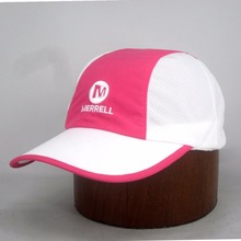 High Quality Running Hat Waterproof Dri Fit Light Nylon Sports Baseball Caps And Hats