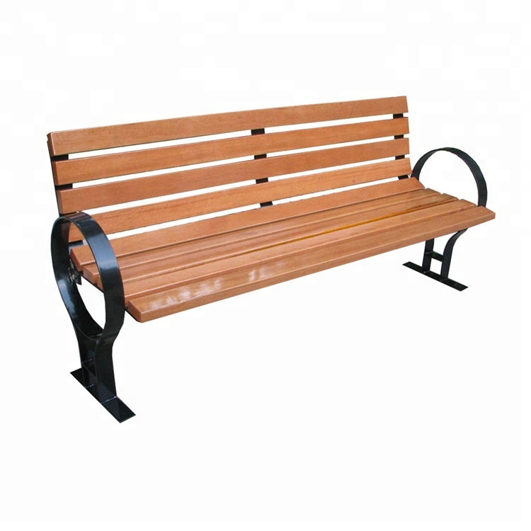 Park Bench Seats Wooden Outdoor Benches