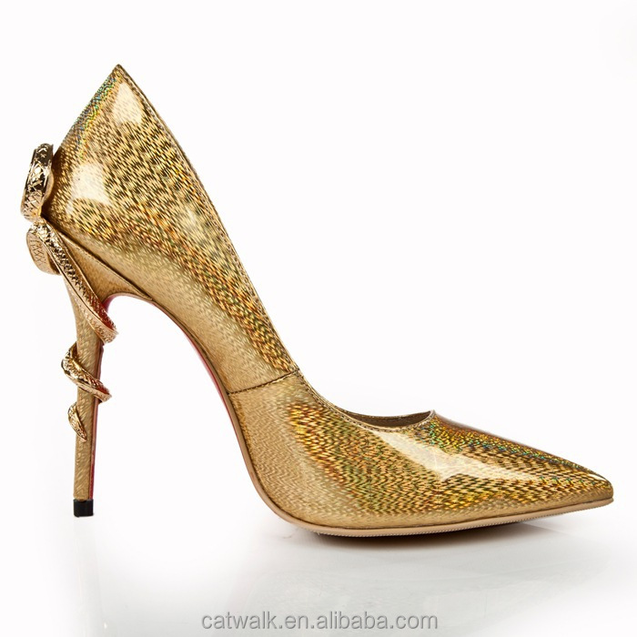 Catwalk-s110273-7 Ladies Shoes 2015 Global Selling Latest Design ...