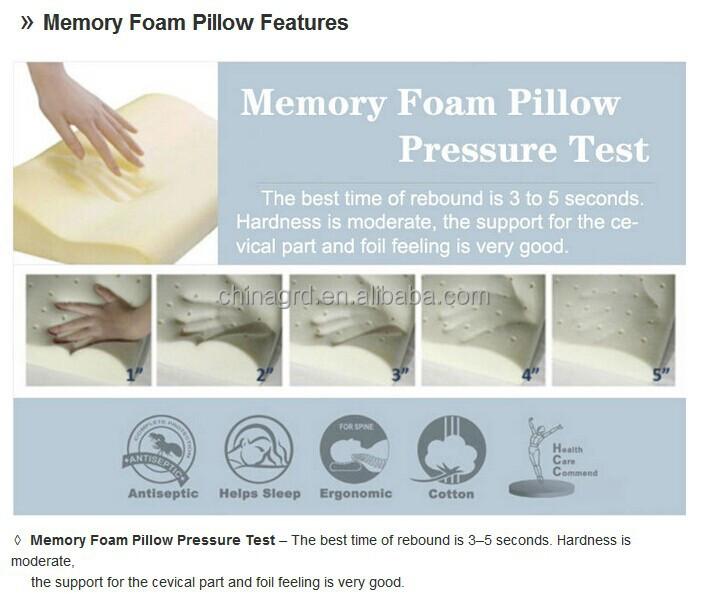 best selling shredded memory foam pillow