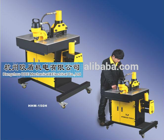 Three-in-one busbar processors,hydraulic tools, busbar tools, HHM-150H, 200H
