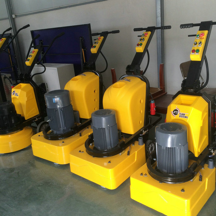 Concrete Floor Grinding Machine Manufacturers From