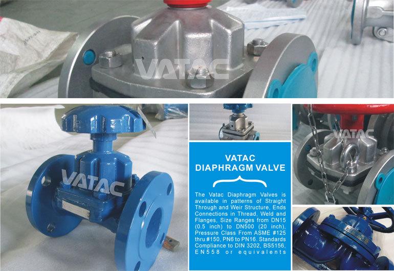 Cast steel or cast iron saunders weir type diaphragm valve buy diaphragm valve2g ccuart Gallery