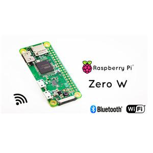 Raspberry Pi Zero W Board Wifi Wireless Pi 0 with WIFI & Bluetooth 1GHz CPU  512MB RAM 1080P HD
