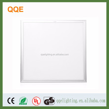 Aluminum+PMMA lamp body stable working large square led 600x600 ceiling panel light