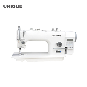 GC9800DDM-4 high speed computerized automatic single needle jack in taizhou industrial lockstitch jeans sewing machine