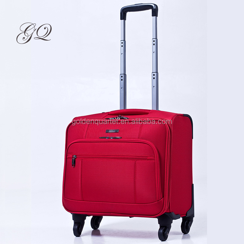 Carry-on Business Trolley Valigia Valigia 4 Ruote Laptop Bag on Wheels Cabina bsci sedex audit di fabbrica