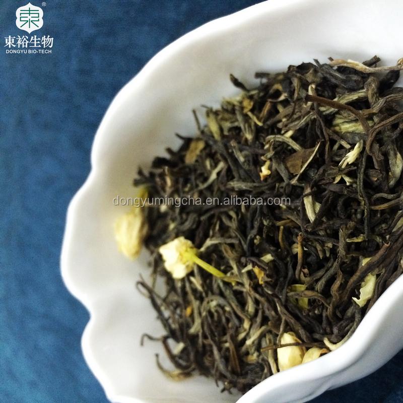 Зеленый чай с жасмином похудение