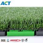 Interlocking Football Synthetic Turf,Artificial Grass for Outdoor Soccer Field / Pets Lawn,Rug,Mat with Drainage