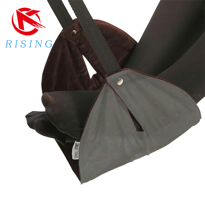 new desgin folding travel car seat footrest with portable