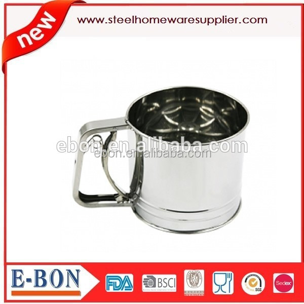 Stainless Steel Baking Tools Flour Sifter