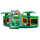 Deluxe Jungle Inflatable Play Center, inflatable playground for kids