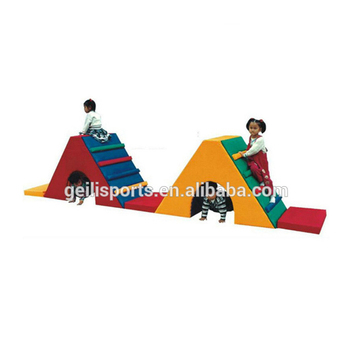 High quality PU foam playground indoor soft kids play area toys