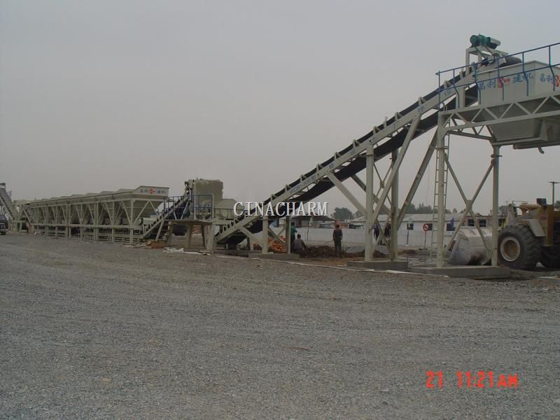 WCB500 Stabilized Soil Mixing Plant for sale